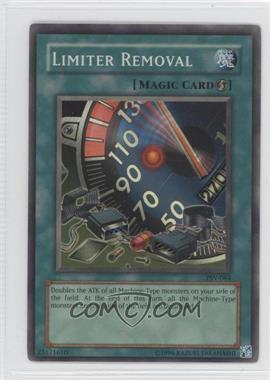 2002 Yu-Gi-Oh! Pharaoh's Servant - Booster Pack [Base] - Unlimited #PSV-064 - Limiter Removal