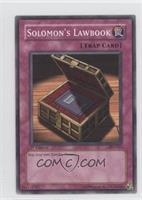 Solomon's Lawbook