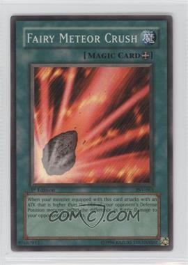 2002 Yu-Gi-Oh! Pharoah's Servant - Booster Pack [Base] - 1st Edition #PSV-063 - Fairy Meteor Crush