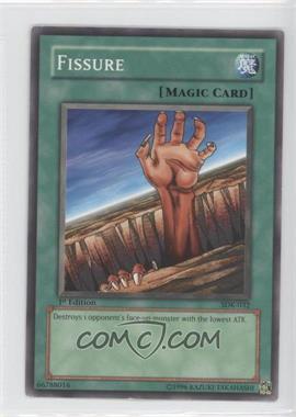 2002 Yu-Gi-Oh! Starter Deck Kaiba - [Base] - 1st Edition #SDK-032 - Fissure