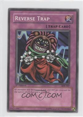 2002 Yu-Gi-Oh! Starter Deck Kaiba - [Base] - 1st Edition #SDK-047 - Reverse Trap