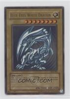 Blue-Eyes White Dragon [EX to NM]