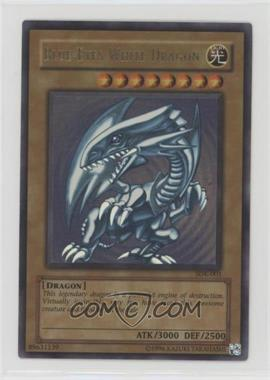 2002 Yu-Gi-Oh! Starter Deck Kaiba - [Base] - Unlimited #SDK-001 - Blue-Eyes White Dragon