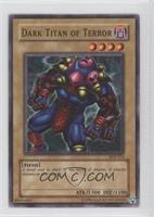 Dark Titan of Terror [Noted]