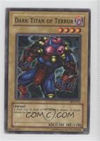 Dark Titan of Terror [Noted]