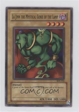 2002 Yu-Gi-Oh! Starter Deck Kaiba - [Base] - Unlimited #SDK-026 - La Jinn the Mystical Genie of the Lamp