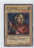 D. Human