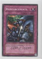 Reinforcements [Noted]
