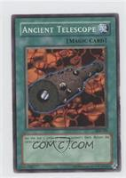 Ancient Telescope [Noted]