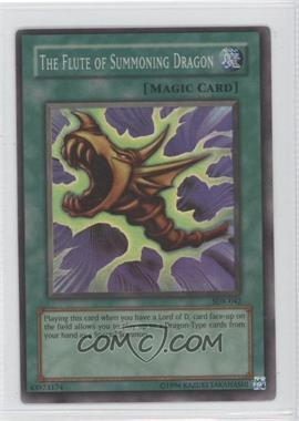 2002 Yu-Gi-Oh! Starter Deck Kaiba - [Base] - Unlimited #SDK-042 - The Flute of Summoning Dragon