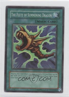 2002 Yu-Gi-Oh! Starter Deck Kaiba - [Base] - Unlimited #SDK-042 - The Flute of Summoning Dragon
