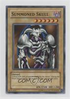 Summoned Skull (Sample Back)