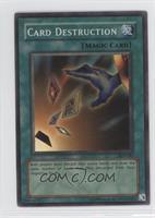 Card Destruction