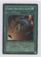 Card Destruction [Noted]