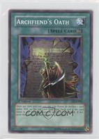 Archfiend's Oath