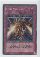 Spell Vanishing