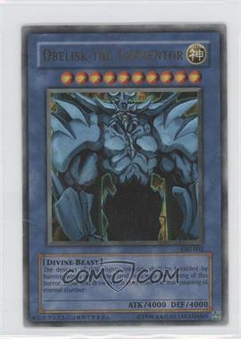 2003 Yu-Gi-Oh! Duel Monsters International: Worldwide Edition - Gameboy Advance Promos #GBI-002.2 - Obelisk the Tormentor (Unlimited - Ultra Rare)