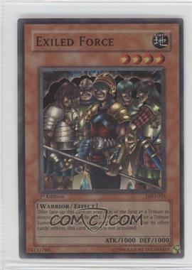 2003 Yu-Gi-Oh! Legacy of Darkness - Booster Pack [Base] - 1st Edition #LOD-023 - Exiled Force