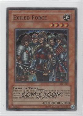 2003 Yu-Gi-Oh! Legacy of Darkness - Booster Pack [Base] - Unlimited #LOD-023 - Exiled Force