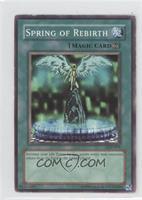 Spring of Rebirth