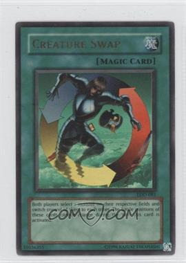 2003 Yu-Gi-Oh! Legacy of Darkness - Booster Pack [Base] - Unlimited #LOD-081 - Creature Swap