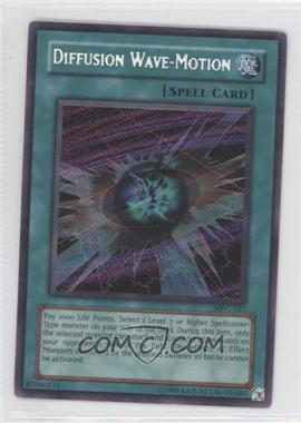 2003 Yu-Gi-Oh! Magician's Force - Booster Pack [Base] - Unlimited #MFC-0107 - Diffusion Wave-Motion