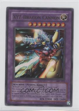 2003 Yu-Gi-Oh! Magician's Force - Booster Pack [Base] - Unlimited #MFC-052 - XYZ-Dragon Cannon