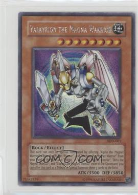 2003 Yu-Gi-Oh! Worldwide Edition - Stairway to a Destined Duel - Gameboy Advance Promos #SDD-001 - Valkyrion the Magna Warrior
