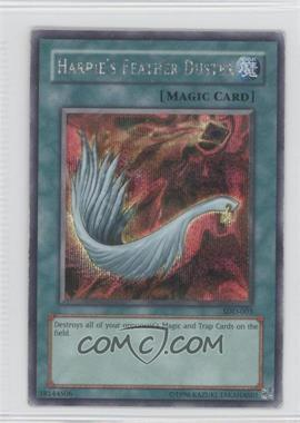 2003 Yu-Gi-Oh! Worldwide Edition - Stairway to a Destined Duel - Gameboy Advance Promos #SDD-003 - Harpie's Feather Duster