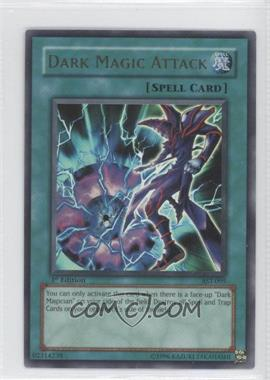 2004 Yu-Gi-Oh! Ancient Sanctuary - Booster Pack [Base] - 1st Edition #AST-095 - Dark Magic Attack