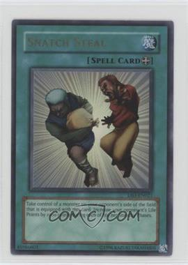 2004 Yu-Gi-Oh! Dark Beginning 1 - Booster Pack [Base] #DB1-EN021 - Snatch Steal