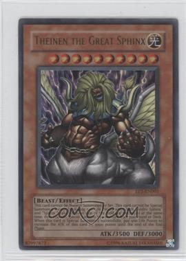 2004 Yu-Gi-Oh! Exclusive Pack - - Pyramid of Light Movie [Base] #EP1-EN001 - Theinen the Great Sphinx