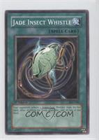 Jade Insect Whistle