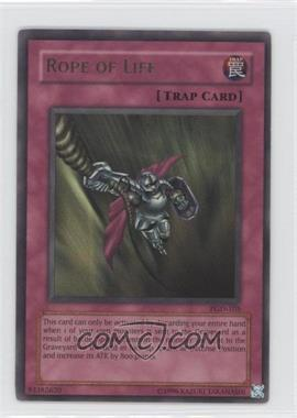 2004 Yu-Gi-Oh! Pharonic Guardian - Booster Pack [Base] - Unlimited #PGD-0105 - Rope of Life
