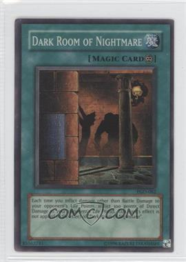 2004 Yu-Gi-Oh! Pharonic Guardian - Booster Pack [Base] - Unlimited #PGD-082 - Dark Room of Nightmare