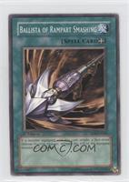 Ballista of Rampart Smashing