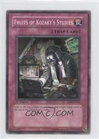 Fruits of Kozaky's Studies