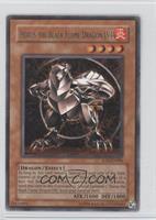 Horus the Black Flame Dragon LV4 (Rare) [NoneNoted]