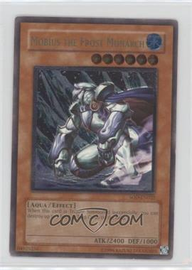 2004 Yu-Gi-Oh! Soul of the Duelist - Booster Pack [Base] - Unlimited #SOD-EN022.2 - Mobius the Frost Monarch (Ultimate Rare)