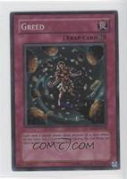 Greed (Super Rare)