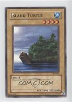 Island Turtle [Noted]