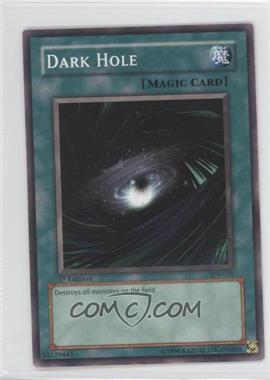 2004 Yu-Gi-Oh! Starter Deck Joey - [Base] - 1st Edition #SDJ-026 - Dark Hole