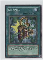 De-Spell [Noted]