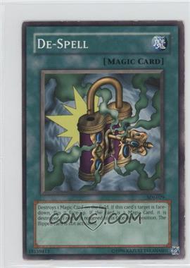 2004 Yu-Gi-Oh! Starter Deck Joey - [Base] - Unlimited #SDJ-029 - De-Spell