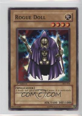 2004 Yu-Gi-Oh! Starter Deck Kaiba Evolution - [Base] - 1st Edition #SKE-004 - Rogue Doll