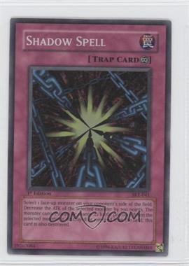 2004 Yu-Gi-Oh! Starter Deck Kaiba Evolution - [Base] - 1st Edition #SKE-041 - Shadow Spell