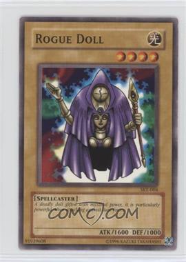 2004 Yu-Gi-Oh! Starter Deck Kaiba Evolution - [Base] - Unlimited #SKE-004 - Rogue Doll