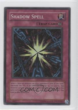 2004 Yu-Gi-Oh! Starter Deck Kaiba Evolution - [Base] - Unlimited #SKE-041 - Shadow Spell