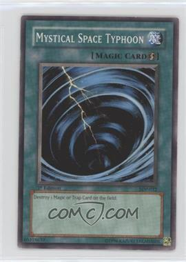 2004 Yu-Gi-Oh! Starter Deck Pegasus - [Base] - 1st Edition #SDP-032 - Mystical Space Typhoon