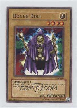 2004 Yu-Gi-Oh! Starter Deck Pegasus - [Base] - Unlimited #SDP-005 - Rogue Doll